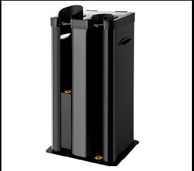 Упаковщик зонтов черный-глянец модель OP2-BK