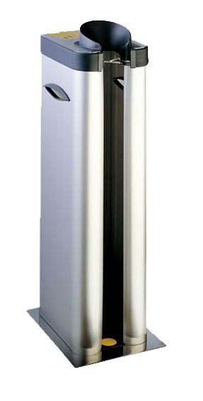 Аппарат для упаковки мокрых зонтов в полиэтиленовые пакеты