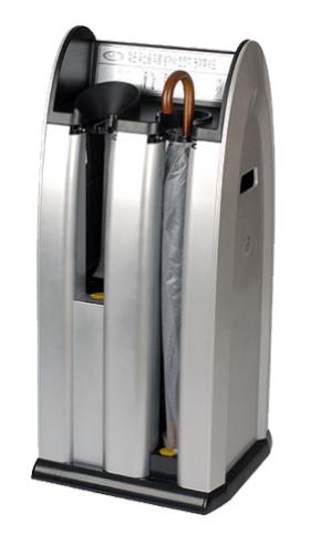Аппарат для упаковки мокрых зонтов